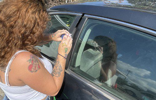 Getting locked out of your car is not cool! Call Ace Locksmithing service for help